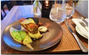 Dining in Dublin 3