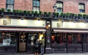 Dining in Dublin 10
